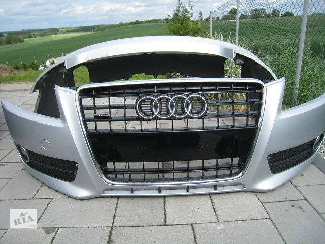 купить бу б/у Детали кузова Бампер передний Audi A5 в Одессе
