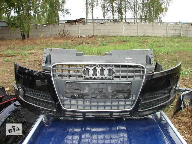 бу б/у Детали кузова Бампер передний Audi TT в Одессе