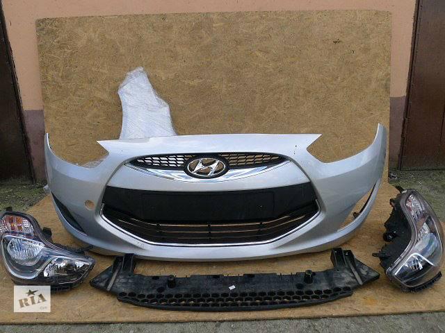 продам б/у Детали кузова Бампер передний Hyundai ix20 бу в Одессе