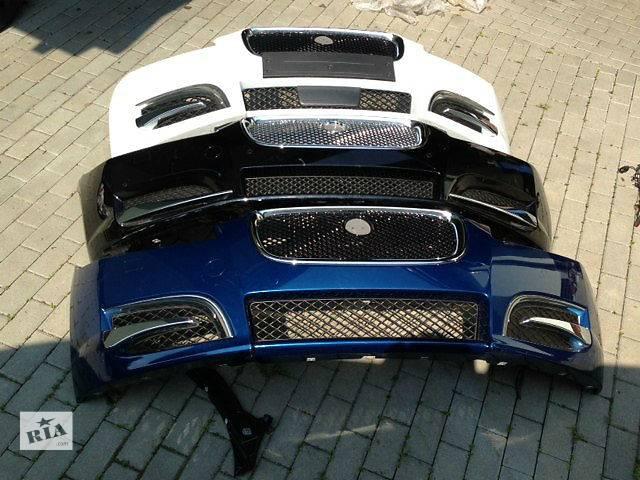 продам б/у Детали кузова Бампер передний Jaguar XF бу в Одессе