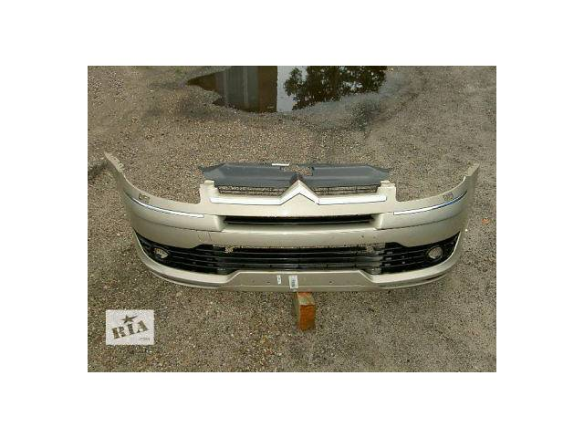 продам б/у Детали кузова Бампер передний Легковой Citroen C4 2008 бу в Днепре (Днепропетровск)