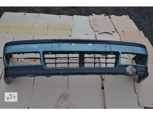 бу б/у Детали кузова Бампер передний Легковой Nissan Sunny в Ковеле