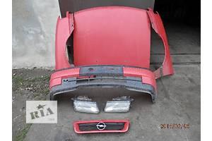б/у Бамперы передние Opel Vectra A