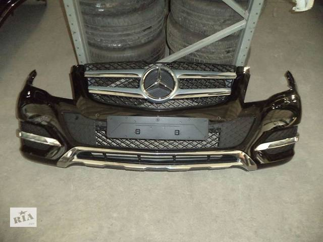 продам б/у Детали кузова Бампер передний Mercedes GLK A204 бу в Одессе