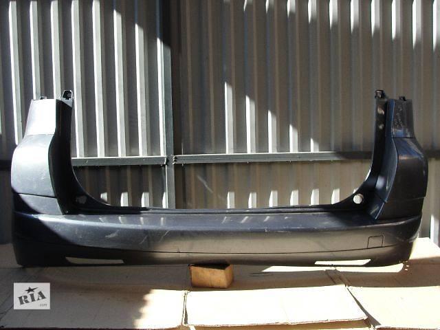 купить бу б/у Детали кузова Бампер задний -85 - Citroen C4 Picasso В НАЛИЧИИ!!! в Львове