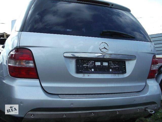 купить бу Б/у Детали кузова Бампер задний Легковой Mercedes ML-Class 2006 в Львове