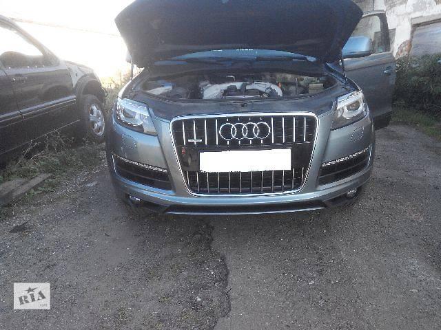 продам б/у Детали кузова Четверть автомобиля Легковой Audi Q7 бу в Львове
