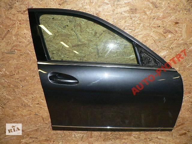 б/у Детали кузова Дверь передняя Легковой Mercedes C-Class w204- объявление о продаже  в Львове
