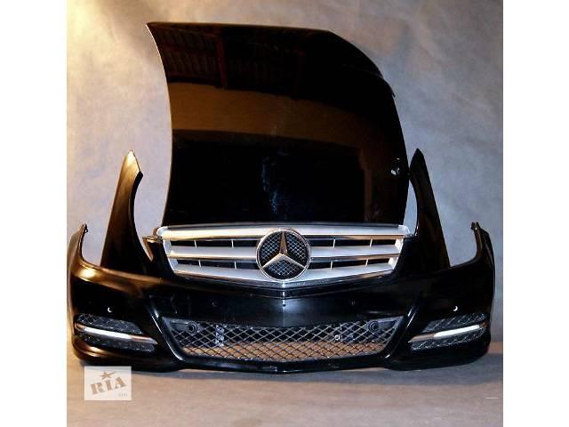 продам б/у Детали кузова Капот Легковой Mercedes C-Class w204 бу в Львове