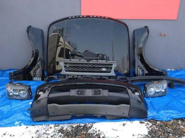 купить бу Б/у Детали кузова Крыло переднее Легковой Land Rover Range Rover Sport 2009 в Киеве
