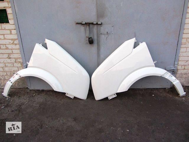 бу б/у Детали кузова Крыло переднее Легковой Volkswagen Crafter в Владимир-Волынском