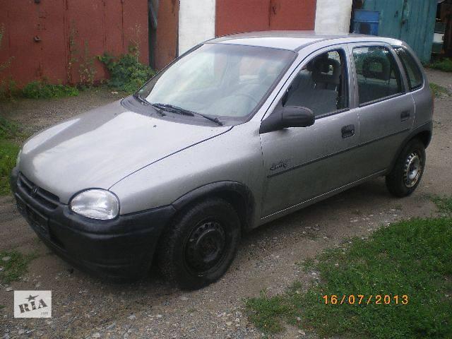 продам б/у Детали кузова Кузов Легковой Хэтчбек Opel Corsa бу в Умани