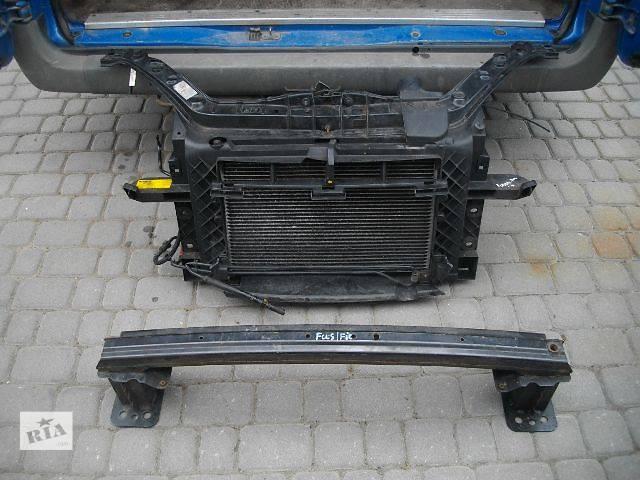 бу б/у Детали кузова Панель передняя Легковой Ford Fusion 2008 в Львове