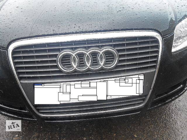 бу б/у Детали кузова Решётка радиатора Легковой Audi A4 2005 в Львове