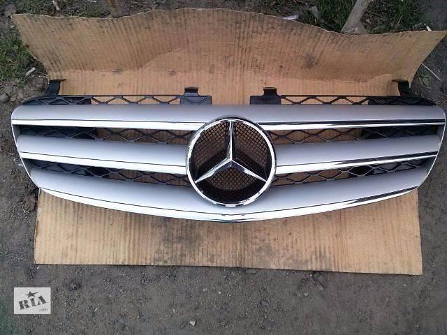 продам б/у Детали кузова Решётка радиатора Легковой Mercedes R-Class бу в Львове