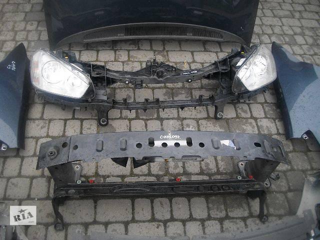 б/у Детали кузова Усилитель заднего/переднего бампера Легковой Ford C-Max 2009- объявление о продаже  в Львове