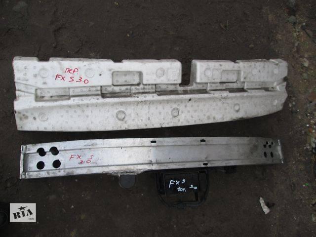 продам б/у Детали кузова Усилитель заднего/переднего бампера Легковой Infiniti FX 2010 бу в Ковеле