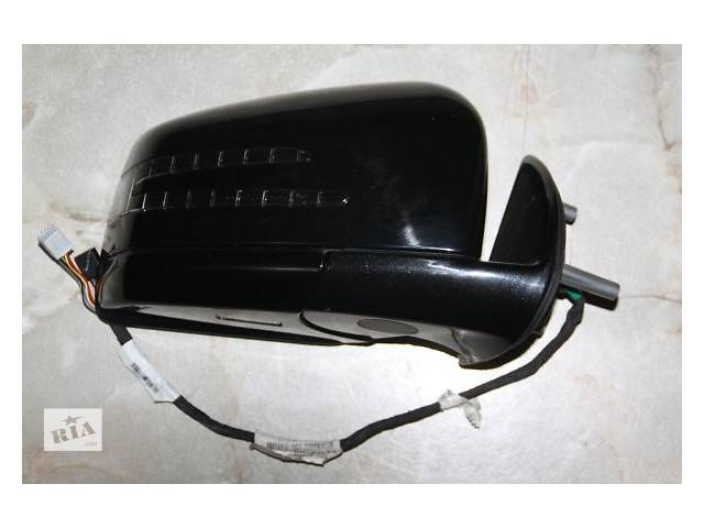 б/у Детали кузова Зеркало Легковой Mercedes ML 320 2010- объявление о продаже  в Черновцах