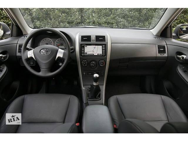 б/у Дополнительное оборудование Легковой Toyota Corolla- объявление о продаже   в Україні