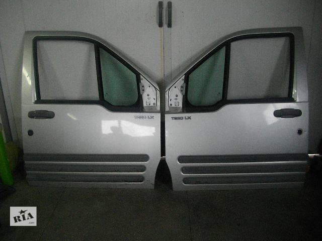 купить бу б/у Двери/багажник и компоненты Дверь передняя Легковой Ford Transit Connect 2003 в Львове