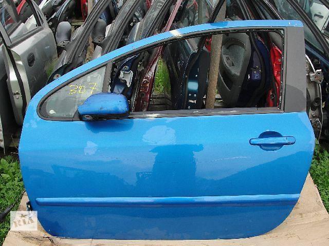 продам б/у Двери/багажник и компоненты Дверь передняя Легковой Peugeot 307 бу в Чернігові