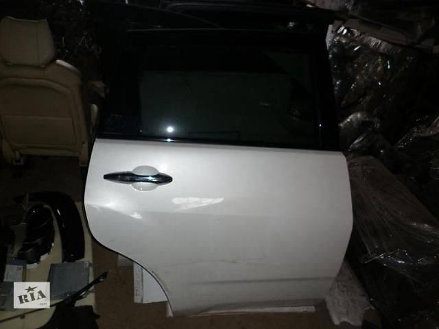 продам б/у Двери/багажник и компоненты Дверь задняя Легковой Acura MDX Кроссовер 2008 бу в Луцке