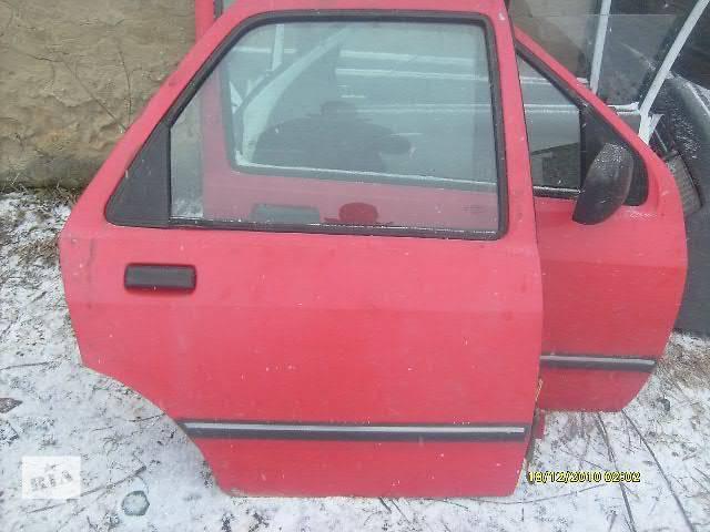 Б/у Двери/багажник и компоненты Дверь задняя Легковой Ford Sierra Седан 1990- объявление о продаже  в Самборе