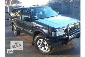 б/у Двери задние Opel Frontera