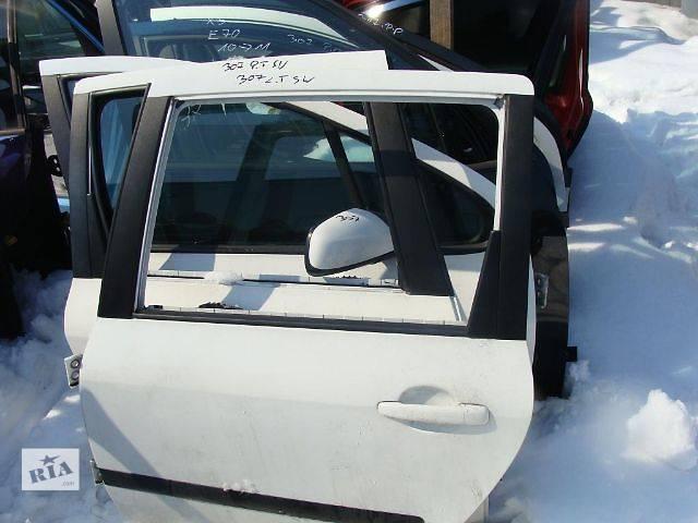 б/у Двери/багажник и компоненты Дверь задняя Легковой Peugeot 307- объявление о продаже  в Чернигове