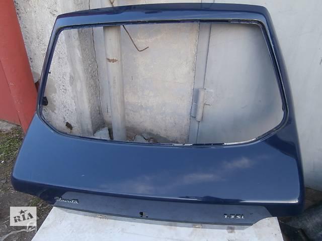 бу б/у Двери/багажник и компоненты Дверь задняя Легковой ЗАЗ Славута 2010 в Полтаве