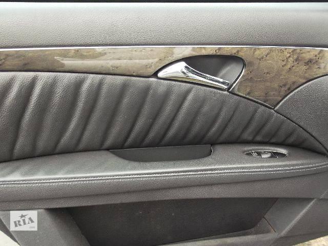 бу Б/у Двери/багажник и компоненты Карта двери Легковой Mercedes E-Class 2005 в Львове