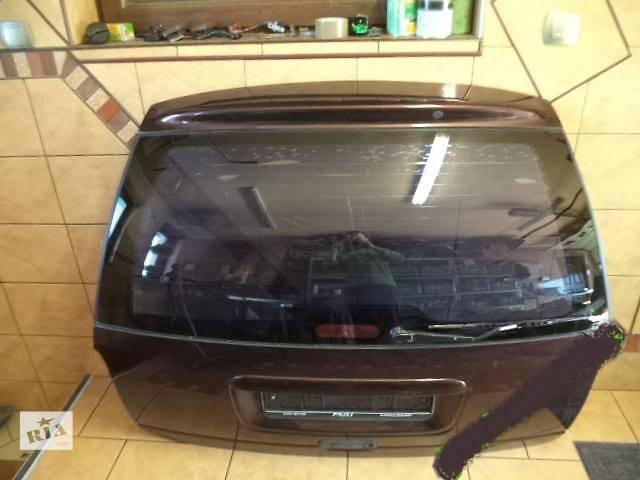 бу б/у Двери/багажник и компоненты Крышка багажника Chrysler Voyager в Одессе