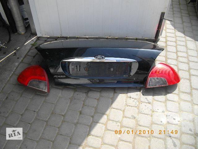 б/у Двери/багажник и компоненты Крышка багажника Легковой Ford Mondeo 1999- объявление о продаже  в Львове