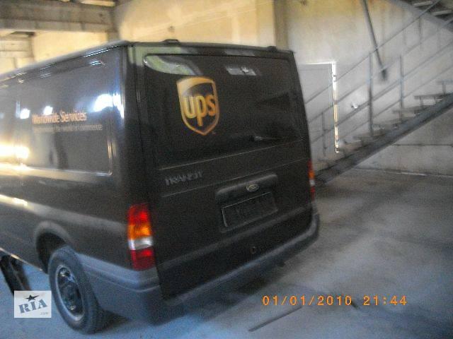 бу б/у Двери/багажник и компоненты Крышка багажника Легковой Ford Transit 2004 в Львове