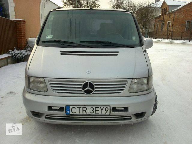 продам б/у Двери/багажник и компоненты Легковой Mercedes Vito 2001 бу в Львове