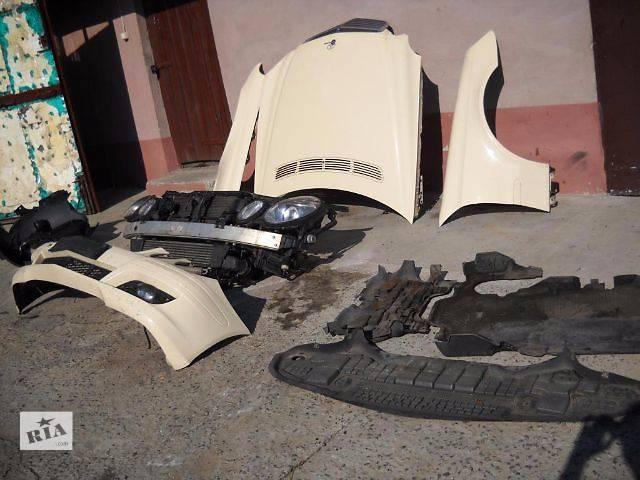продам б/у Двери/багажник и компоненты Легковой Volkswagen Scirocco бу в Львове