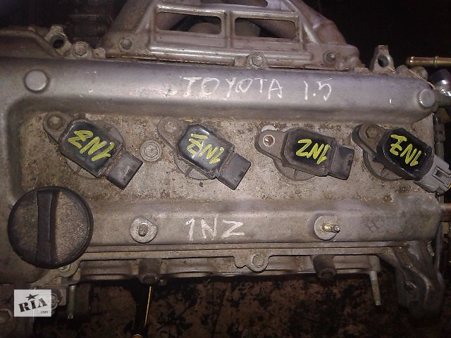 Б/у Двигатель *1NZ-FE* TOYOTA Yaris 1.5i 2001~2005 Гарантия Установка Доставка по Киеву и Украине- объявление о продаже  в Киеве