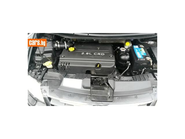 Б/у двигатель для минивена Chrysler Voyager 2005- объявление о продаже  в Черновцах