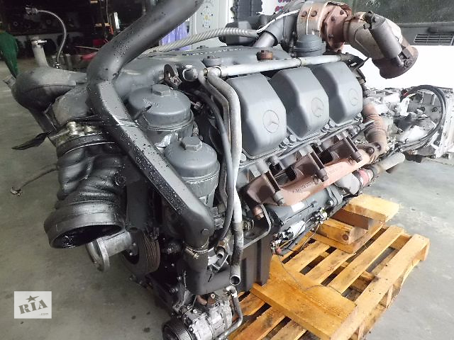 Б/у Двигатель MP2 для Mercedes-Benz Actros- объявление о продаже  в Черновцах