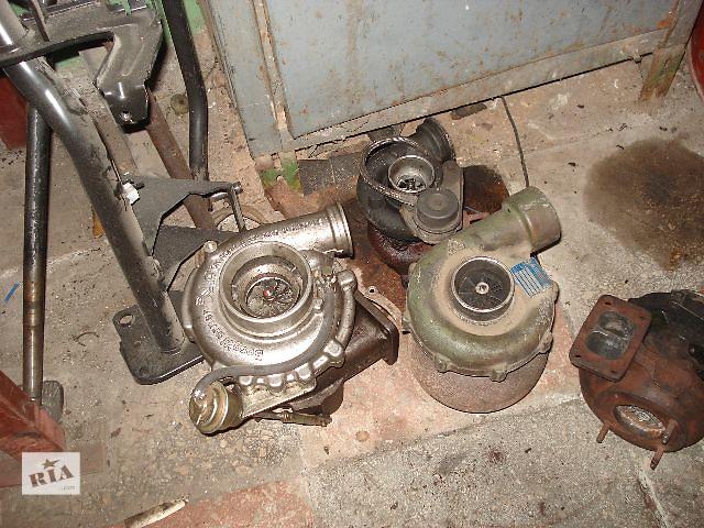 Б/у двигатель-турбина для грузовика Mercedes- объявление о продаже  в Харькове