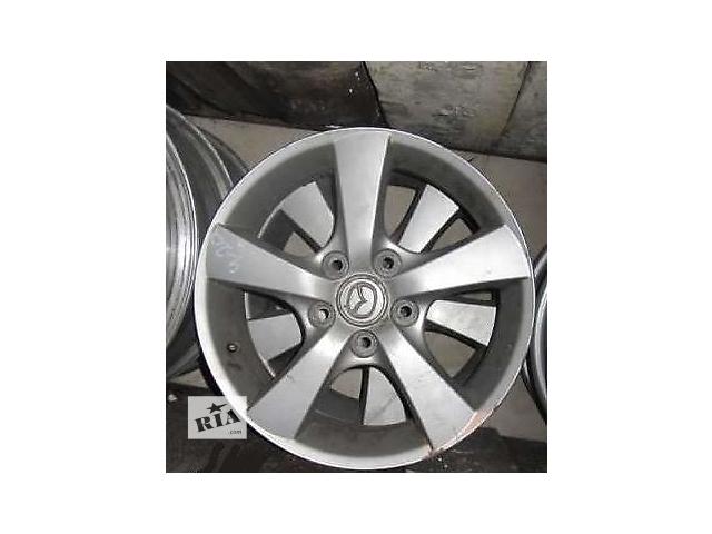 продам Б/у диски на Mazda 3 бу в Киеве