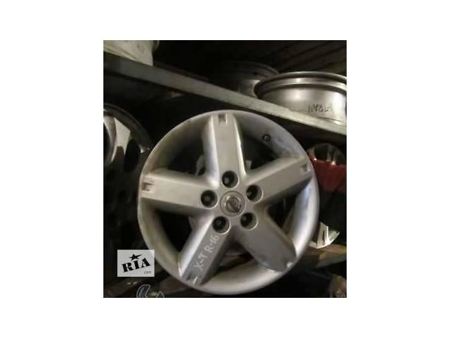продам Б/у диски на Nissan X-Trail бу в Киеве