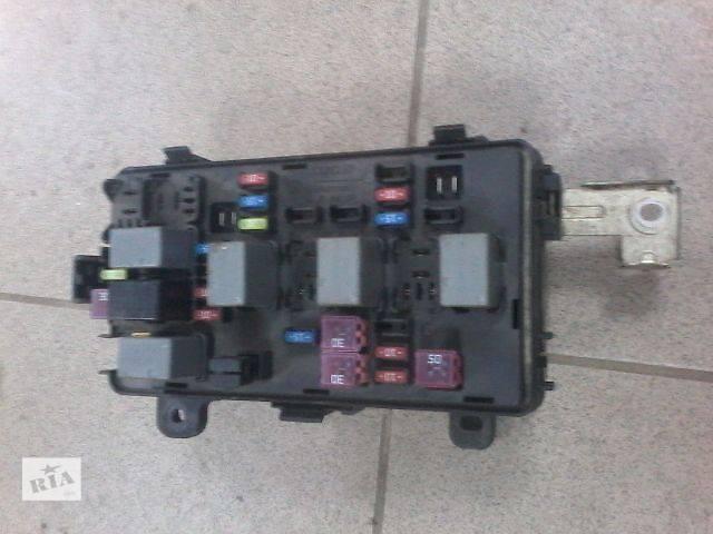 б/у Электрооборудование двигателя Блок предохранителей Легковой Chevrolet Aveo- объявление о продаже  в Чернигове