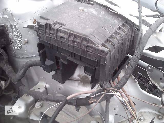 бу б/у Электрооборудование двигателя Блок предохранителей Легковой Skoda Octavia A5 2007 в Славянске