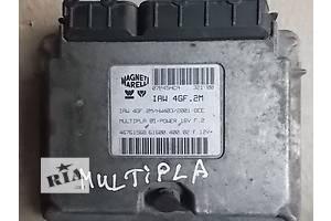 б/у Блоки управления двигателем Fiat Multipla