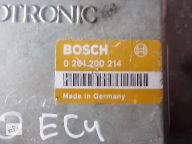 купить бу Б/у Блок управления двигателем Легковой Peugeot 605 0261200214 G5S10A04 0265100066 в Ровно