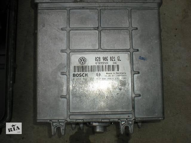 продам б/у Электрооборудование двигателя Блок управления двигателем Легковой Volkswagen B5 бу в Ивано-Франковске
