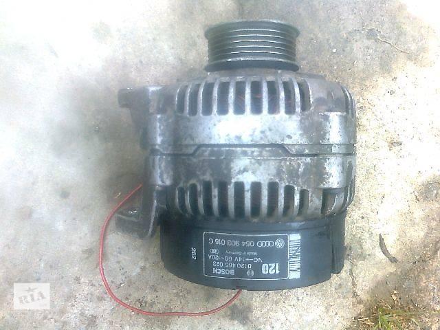 купить бу б/у Электрооборудование двигателя Генератор/щетки Легковой Audi 100 1995 в Чопе
