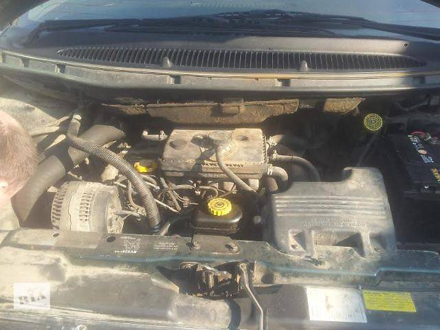 бу б/у Электрооборудование двигателя Генератор/щетки Легковой Chrysler Grand Voyager в Львове