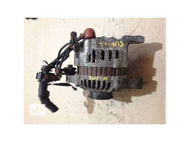 купить бу б/у Электрооборудование двигателя Генератор/щетки Легковой Nissan Primera p10 в Луцке
